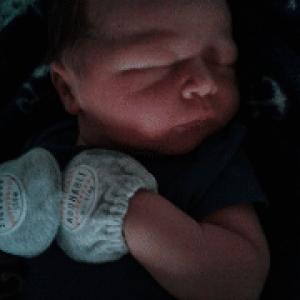 Cash Brockman's Birth Story
